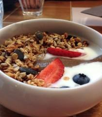 Coutume Café, au petit-déjeuner