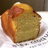 Cake au citron, Alex Croquet