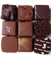 Les trois chocolats, chocolaterie et pâtisserie