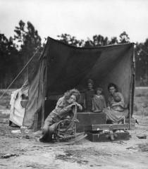 Dorothea Lange, exposition au Jeu de Paume