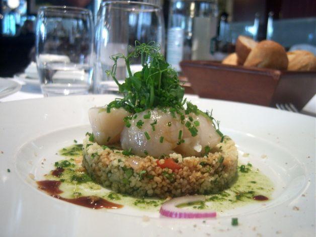 Table d couvert brasserie lut tia table d couvert - Brasserie lutetia menu ...