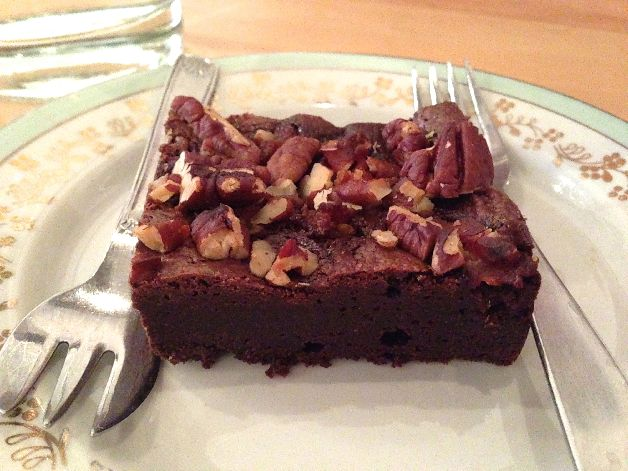 brownie bacon