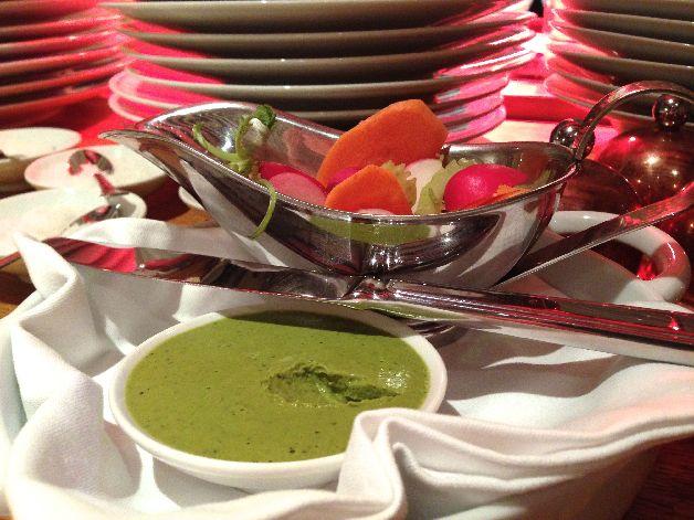 légumes beurre algues