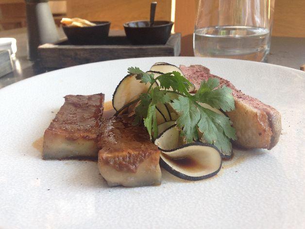 canard aubergine de Florence coretta