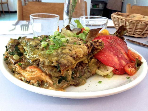 lasagnes légumes hobbes