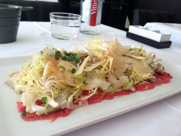 salade mangetout