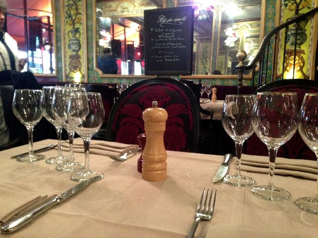 table pharamond