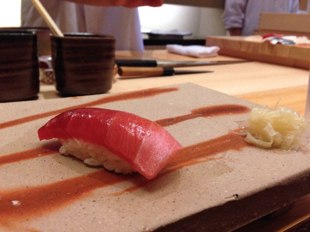 thon sushi okuda