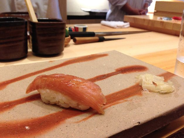 truite sushi okuda