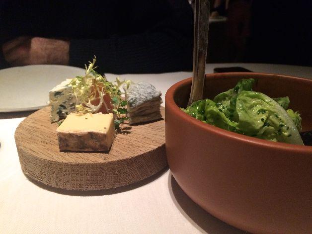 fromages salade le quinzieme cyril lignac