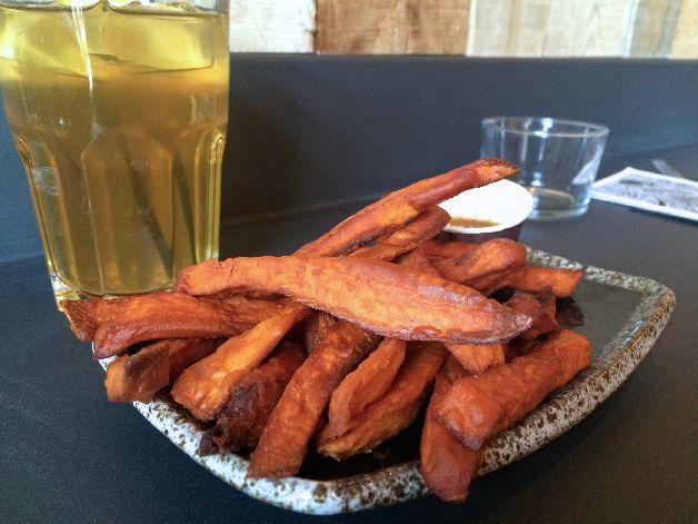 frites patates douces siseng