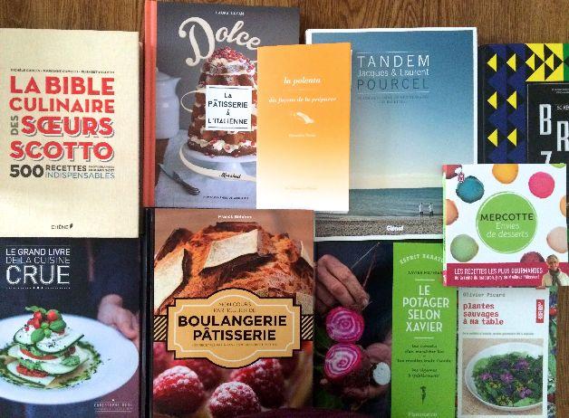 livres square culinaire caroline mignot