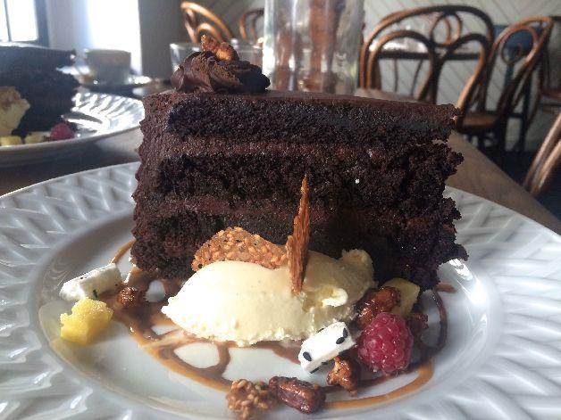 gateau au chocolat rachels paris