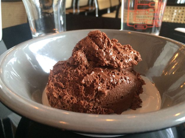 mousse au chocolat rococo paris