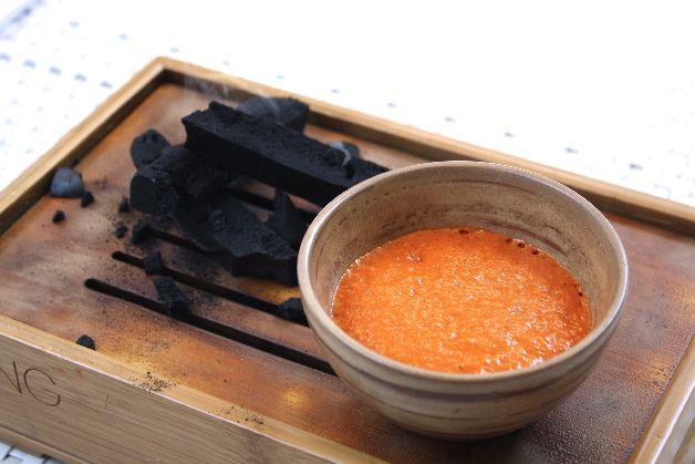 charbon quique dacosta denia espagne