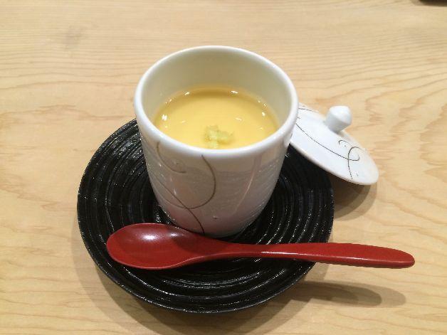 flan japonais sushi ginza onodera paris