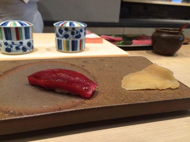 sushi thon sushi ginza onodera paris