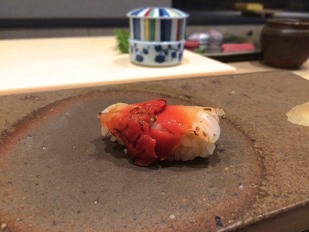 coquillage sushi ginza onodera paris