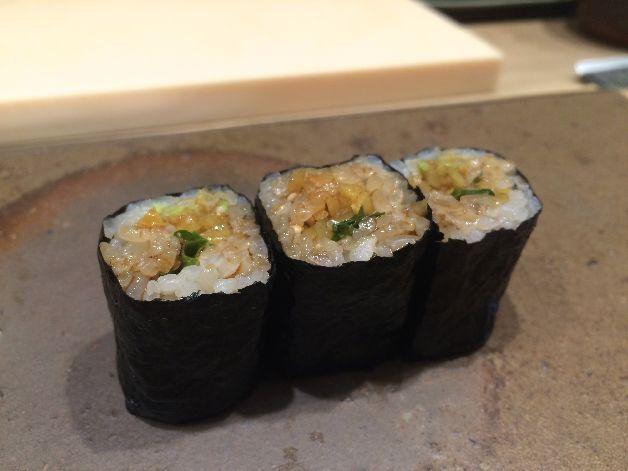 maki sushi ginza onodera paris
