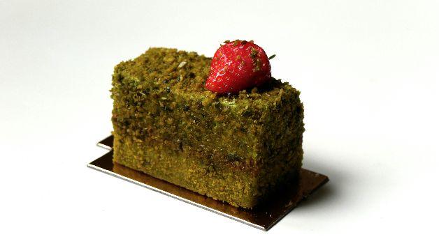 the vert fraise o gateau paris