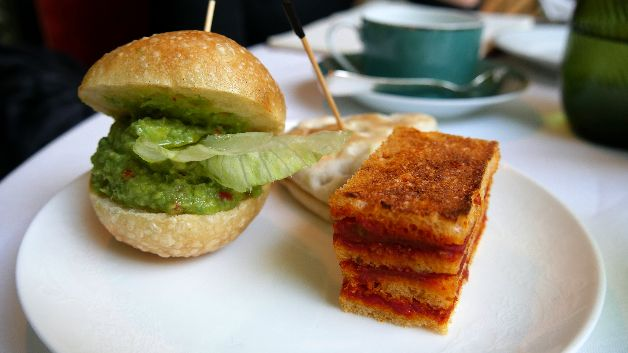 sandwich vegan tea time shangri la paris