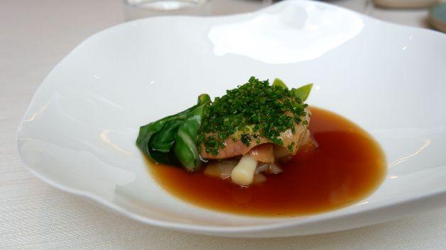 foie gras pot au feu alliance paris