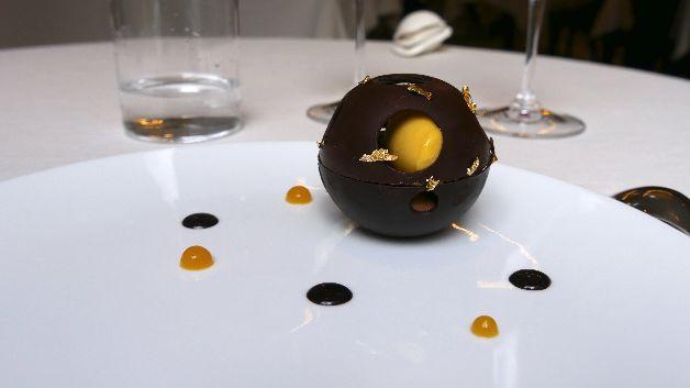 dessert chocolat madong fruits de la passion alliance paris