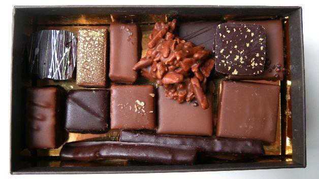 chocolats la petite rose