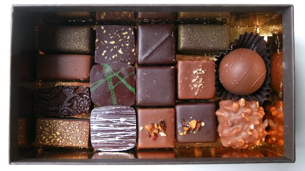 chocolats la petite rose paris