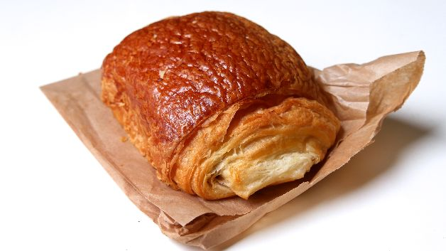 Pain au chocolat, Boulangerie Utopie, Paris