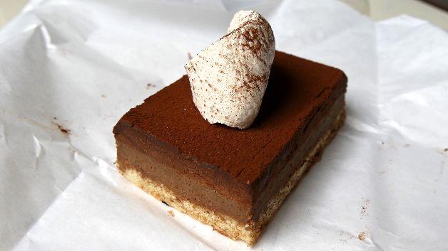 Truffé chocolat, Boulangerie du Métro, Paris 20