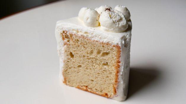 Chiffon cake vanille Nanan Paris