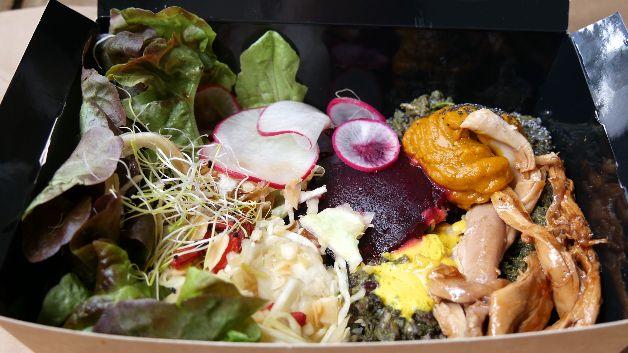 Lunch box Guinguette d'Angèle Paris