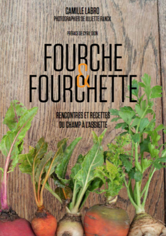 couverture-livre Fourche & Fourchette