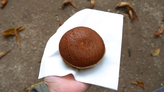 Dorayaki Tomo Pâtisserie Paris