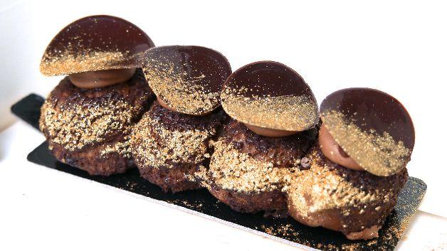 Eclair chocolat Sitron Paris
