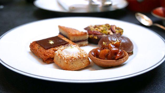 Gâteaux secs Shangri La Paris
