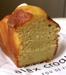 Cake au citron, Alex Croquet