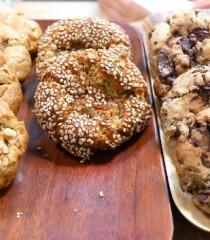 Mokonuts, café et bakery, encore une fois